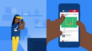 Facebook lanza una herramienta para destacar los mejores momentos deportivos