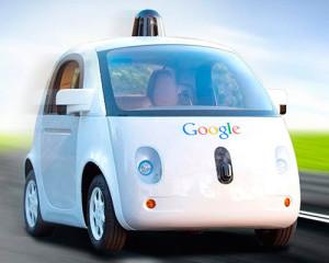El coche autónomo de Google quizá no sea tan seguro: 13