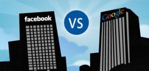 Google le pisa los talones a Facebook en el negocio de la publicidad móvil