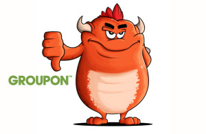 Groupon, que presumía de ser la startup más