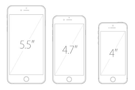 iPhone 6 4 pulgadas
