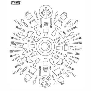 ilustración IKEA
