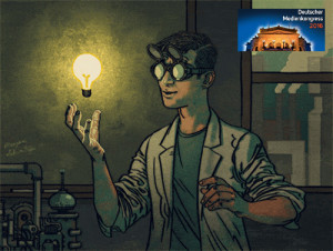 La innovación nace de la convención, la disrupción y la visión (por este orden) #DMK16