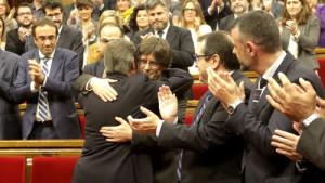 Así valoran los empresarios y marcas la investidura de Carles Puigdemont