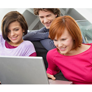 jovenes millennials dispositivos