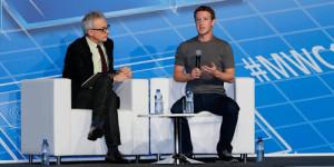 Mark Zuckerberg regresa al Mobile World Congress como ponente estrella