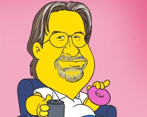 Netflix a la caza de Matt Groening, creador de