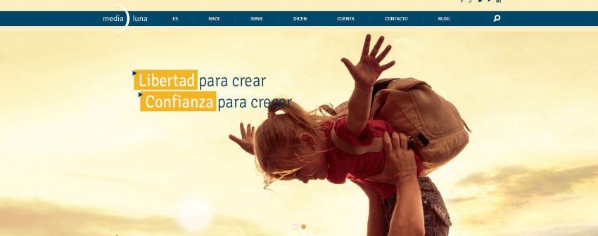 La agencia y consultora Medialuna estrena 2016 con nueva web