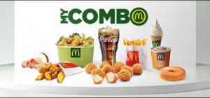 TBWA presenta los menús combinables de McDonald's
