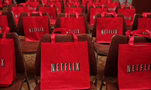 Netflix logra un aumento del 10% del valor de sus acciones en el último trimestre del año