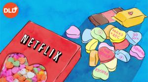 ¿Noticias y deportes en Netflix? No, para eso están ya otros #DLD16