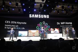Samsung apuesta por sincronizar el internet de las cosas con la vida real