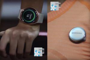 Estas fotografías revelan el nuevo (y supuesto) wearable de Samsung