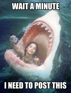 Cuidado selfi-adictos: esta