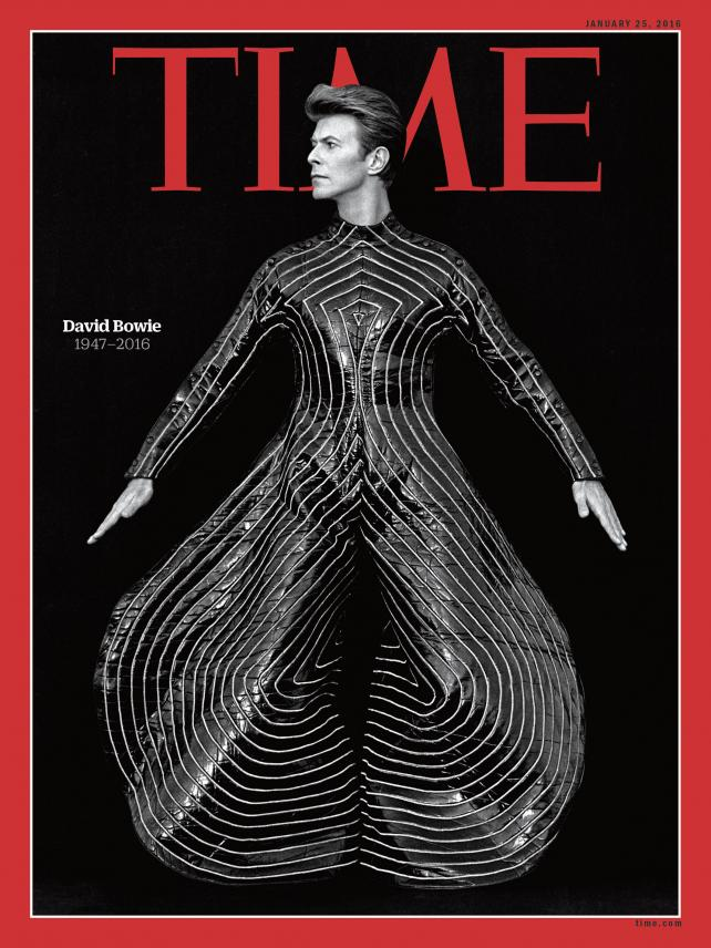 time bowie