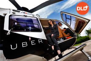 Uber de altos vuelos: en breve podremos pedir helicópteros a través de la app #DLD16