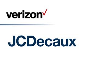JCDecaux y Verizon firman un contrato para el despliegue de small cells en el mobiliario urbano