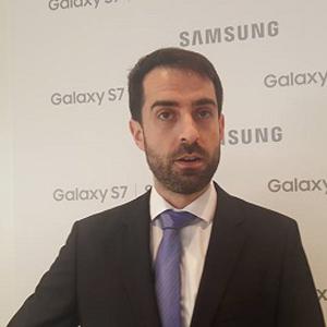 Alfonso Fernández Samsung Galaxy 2