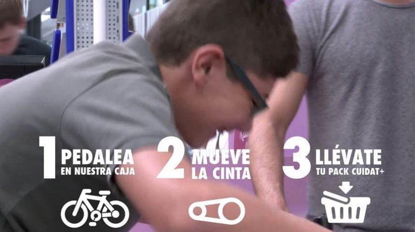 Campofrío se monta en la bici: