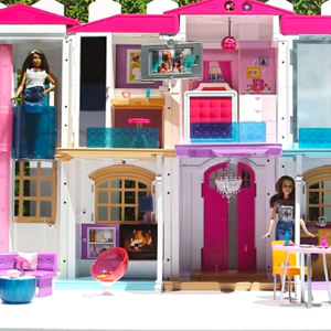 Dreamhouse barbie 4