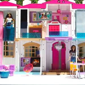 Barbie da el salto al internet de las cosas lanza una - Cosas para la casa de barbie ...