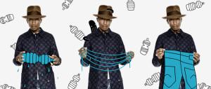 Pharrell Williams, nuevo co-propietario de G-Star Raw para