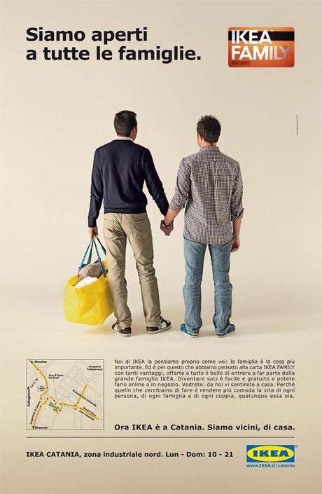 Ikea ley homosexual