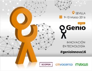 Aumenta la participación en los Premios GENIO Innovación en Comunicación de CMVocento
