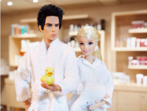 Zoolander usurpa el Instagram de Barbie en su última aventura