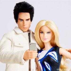 Zoolander Barbie