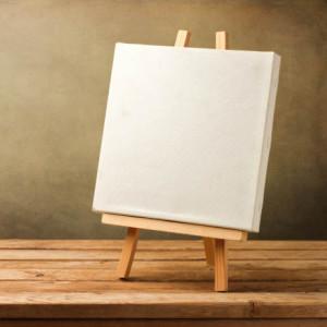 Image gallery el lienzo - Como enmarcar un lienzo ...