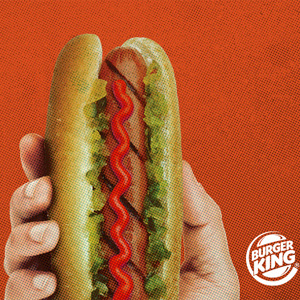"""La parrilla de Burger King """"ladrará"""" y cocinará también perritos calientes"""