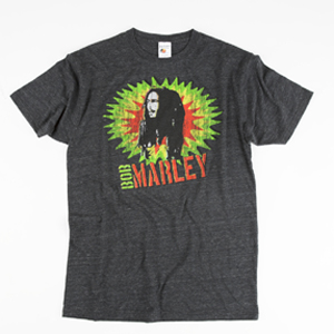 camiseta bob marley imagen