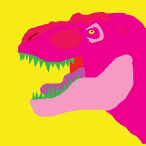 dinosaurio gigante aterrar dominar