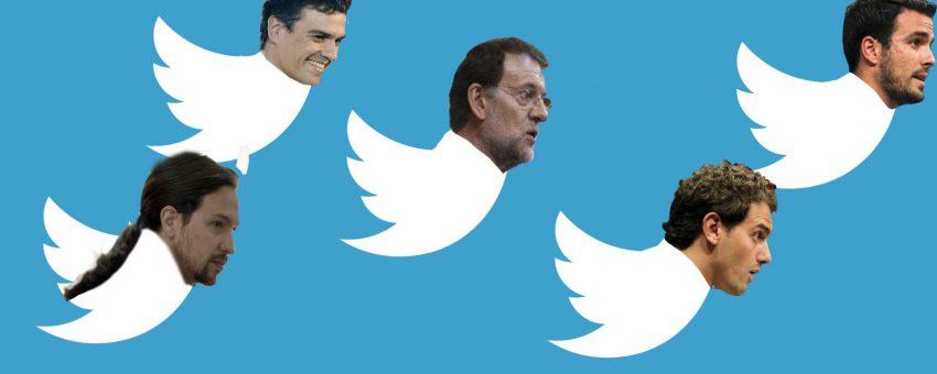 ¿Qué relaciones tienen los políticos con los medios e instituciones en Twitter?