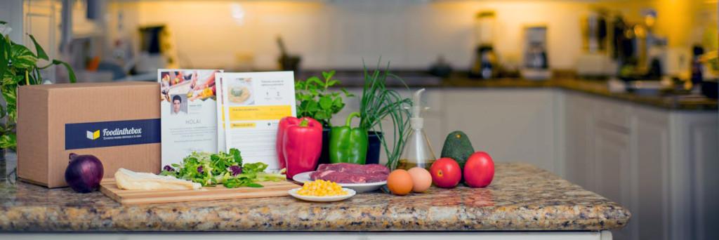 Foodinthebox, la startup que quiere cambiar la forma en la que cocinamos |  Marketing Directo