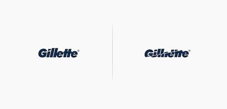 gillete logos