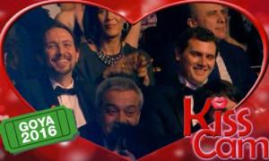 El humor y la ironía en las redes muestran lo que no se vio de los Premios Goya 2016