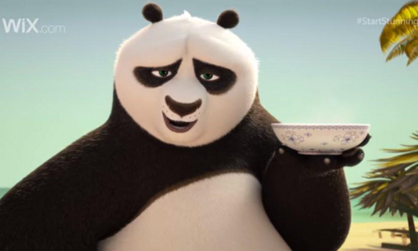 Los personajes de Kung Fu Panda homenajean los 50 años de la Super Bowl en un original spot