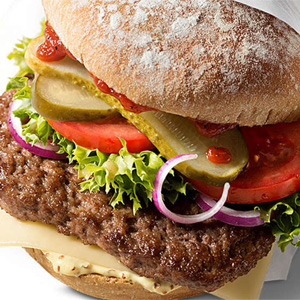 A McDonald's se le indigestan las hamburguesas bio
