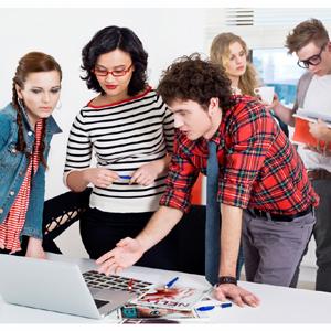 millennials trabajadores