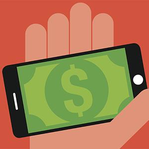 movil mobile inversión dinero smartphones