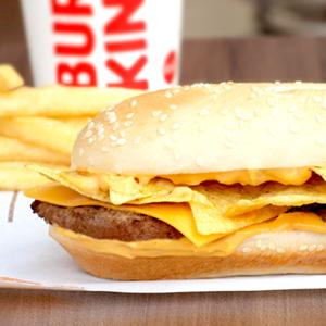 nachos burger king