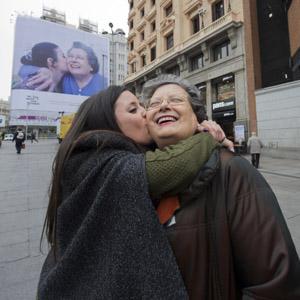 selfie con tu abuela euromillones