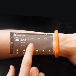 """Samsung patenta una tecnología revolucionaria: un sensor de smartwatches que """"lee"""" las venas"""