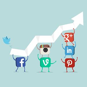 social media redes sociales RRSS