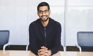 Sundar Pichai se convierte en el CEO mejor pagado de EEUU