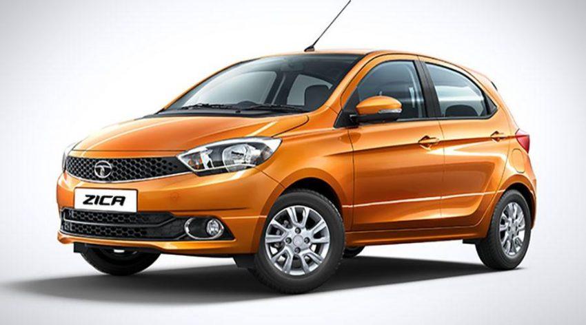 Tata rebautiza uno de sus coches por tener un nombre similar al del virus del zika