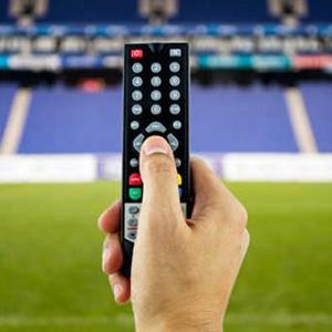 television tv futbol