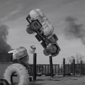 Tesla enciende las turbinas de la creatividad de sus fans, que crean este surrealista vídeo